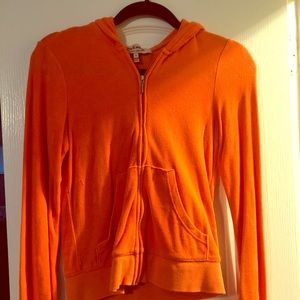 Juicy Couture sweat jacket Size S